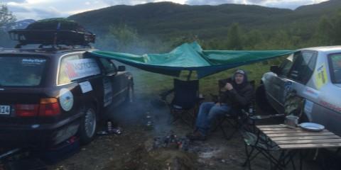 Wild Camping mit Team Full Trottels
