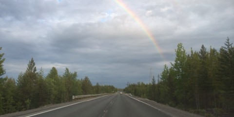 Going South in Russia